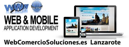 Diseno y Desarollo Web Lanzarote - Comercio Electronico - Tiendas Virtuales Lanzarote - SEO Lanzarote - Logistica Lanzarote